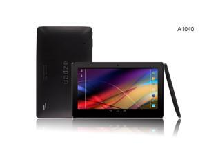 """Azpen A1040BCR 10.1"""" Quad Core Android Tablet w/ Bluetooth Keyboard Case"""