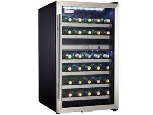 Danby  DWC114BLSDD:  38.00  Bottles  Wine  Cooler