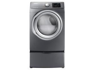 Samsung  DV42H5200EP:  DV5200  7.5  cu.  ft.  Electric  Front  Load  Dryer  (Platinum)