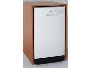 Avanti  DWE1800W:  Model  DWE1800W  -  Built-In  Dishwasher  -  White