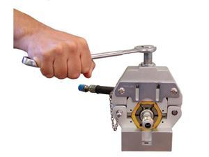 Mastercool 71550 - Manually Operated A/C Hose Crimper