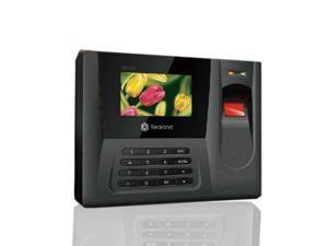 "Built-in Timing Bell Realand ZDC20 2.8"" TFT Fingerprint Time Attendance Clock Employee Payroll Recorder Optical Fingerprint Sensor US Shipping"