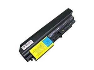 CP Technologies WCI0T61 Notebook Battery - 10.8V DC Output Voltage - 4400 mAh Capacity - IBM/Lenovo ThinkPad Notebook Series: T61, R400, R61 Compatability