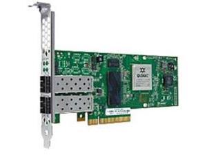 Q-logic 3200 Series QLE3242-SR-CK Network adapter - PCI Express 2.0 x 8 - 10 Gbps Data Transfer Rate - 1000 feet Transfer Distance - TCP/IP Transport Protocol