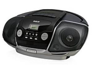 RCA RCD175 Portable AM/FM Radio CD Player Boombox