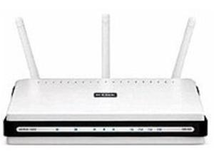 D-Link Xtreme N DIR-655 Gigabit Wireless Router - Wall-mountable - 4-port - 2.4 GHz - Omni-Directional