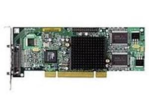 Matrox Millennium G55MDDAP32DSF G550 32 MB Low-profile PCI Graphics Card