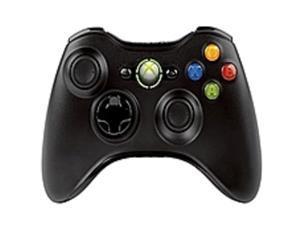 Microsoft NSF-00001 Wireless Controller for Xbox 360 - Black