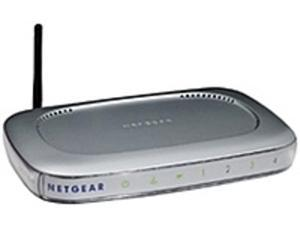 Netgear  WGR614NA Cable/DSL 54 Mbps Wireless Router - External - 2.4 GHz
