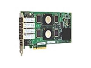 QLogic SANblade QLE2464-CK Host Bus Adapter - PCI Express x8 - 4 Ports - 4 GB Fibre Channel