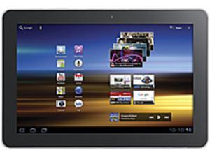 Samsung Galaxy Tab GT-P7510MAYXAB Tablet PC - 10.1-inch Display - 16 GB Memory - Android 3.1 - Gray