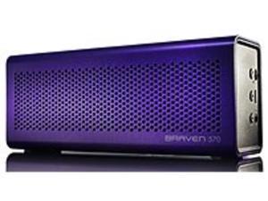Braven BZ570PBP 570 Portable Wireless Speaker - Bluetooth - Purple