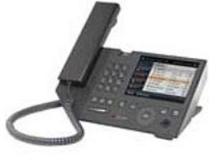 Polycom 2200-31400-001 CX700 IP Phone for Microsoft Ocs - 5.7-inch Display - 2 x RJ-45 10/100Base-TX, USB