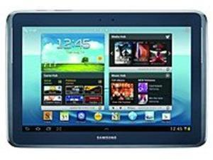 Samsung Galaxy GT-N8013EAYXAR Note - Cortex-A9 1.4 GHz Quad-Core Processor - 2 GB RAM - 16 GB Storage - 10.1-inch TFT Display - Android 4.1 - Deep Gray