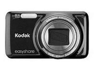 Kodak EasyShare 8627630 M583 14.0 Megapixels Digital Camera - 8x Optical Zoom/5x Digital Zoom - 3.0-inch LCD Display - MicroSD Card Black