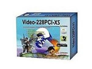 Jaton VIDEO-228PCI-XS nVIDIA GeForce FX 5200 Graphic Adapter - 28 MB - PCI - DDR SDRAM - DVI, VGA