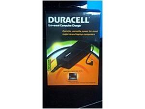 Duracell DRAC90B 90 Watts Universal Power Adapter for Laptops - 19 V