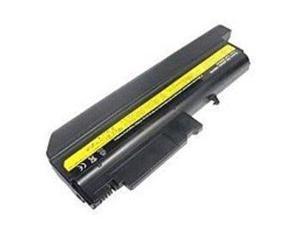 Battery-Biz B-5560 6-cell Lithium-ion Notebook Battery - 11.1 V - 4400 mAh - Black