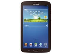 Samsung Galaxy Tab 3 SM-T210RGNYXAR Tablet PC - 1.2 GHz Dual-Core Processor - 1 GB RAM - 8 GB Storage - 7-inch Display - Android 4.1 Jelly Bean - Gold, Brown