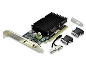 PNY Commercial Series VCG84DMS1D3SXPB-CG nVIDIA GeForce 8400 GS 1 GB DDR3 Video Card - PCI Express 2.0 x16 - 1 x DMS-59