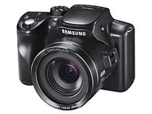 Samsung EC-WB2100BPBUS 16.38 Megapixels Digital Camera - 35x Optical Zoom/5x Digital Zoom - 3-inch LCD Display - Hi-Speed USB - Black