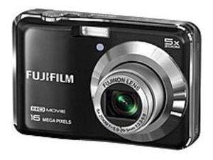 Fujifilm FX-AX655WMB-US AX655 16.0 Megapixels Digital Camera - 5x Optical Zoom - 2.7-inch LCD Display - Black
