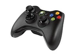 Microsoft NSF-00023 Xbox 360 Gaming Controller - Wireless - Upto 30 FT - Black