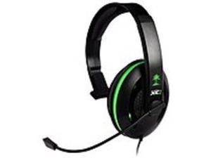 Turtle Beach Ear Force TBS-2245 XC1 Monaural Headset for Xbox 360 - Full Size - 20-20000 Hz - 32 Ohm