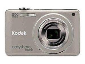 Kodak Easyshare Touch 8846206 M5370 16 Megapixels Digital Camera - 5x Optical Zoom/5x Digital Zoom - 3-inch LCD Display - Silver