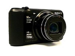 Sony Cyber-shot DSC-H90 16.1 Megapixels Digital Camera - 16x Optical Zoom/64x Digital Zoom - 3-inch LCD Display - Black
