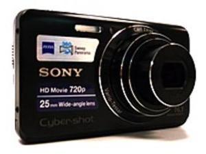 Sony Cyber-shot DSC-W650/B Digital Camera - 16.1 Megapixels - 5x Optical Zoom - 3-inch Display - Black