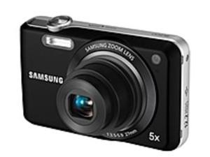 Samsung SL600 12.2 Megapixels Digital Camera - 5x Optical / 3x Digital Zoom - 2.7-inch Color LCD Display - Black