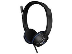 Turtle Beach Ear Force TBS-3005-01 PLa Over-the-Head Headset for Sony Playstation 3 - Binaural - USB