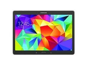 Samsung Galaxy Tab S SM-T800NTSAXAR Tablet PC - Samsung Exynos 5 Octa 1.9 GHz Quad-Core Processor + 1.3 GHz Quad-Core Processor - 3 GB RAM - 16 GB Storage - 10.5-inch Touchscreen Display - Android ...