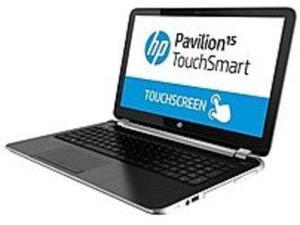 HP Pavilion TouchSmart F5Y67UA 15-N225NR Notebook PC - AMD A10-5745M 2.1 GHz Quad-Core Processor - 8 GB DDR3L SDRAM - 750 GB Hard Drive - 15.6-inch Touchscreen Display - Windows 8.1 (64-bit) - ...