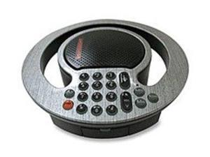 Spracht CP2016 Full Duplex Conference Phone - 3-Way - Gray/Black