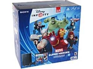 Sony 3000473 Disney Infinity: Marvel Super Heroes 2.0 - 12 GB - PlayStation 3