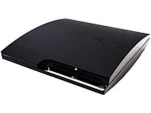 Sony Playstation 3 CECH-2501A Slim Gaming Console - 160 GB Hard Drive - Wireless Controller - Wi-Fi - Black