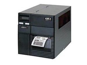 Oki Data 92304105 LE810DT Monochrome Direct Thermal Printer - Upto 359.1 inch/minutes - 203 dpi - 2 MB Flash Memory - USB - AC 120V