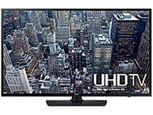 Samsung UN55JU6400 55-inch 4K Ultra HD Smart LED TV - 3840 x 2160 - 120 Clear Motion Rate - Wi-Fi- HDMI, USB