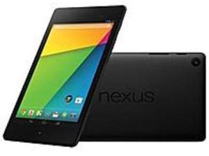 Asus NEXUS7ASUS2B32 Tablet PC - Qualcomm Snapdragon S4 Pro 8064 1.5 GHz Dual-Core Processor - 2 GB RAM - 32 GB Flash Memory - 7-inch Display - Android 4.3 Jelly Bean - Black