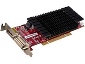 VisionTek 900608 AMD Radeon HD 7350 Graphics Card - PCI - 512 MB DDR3 - DVI/VGA, HDMI