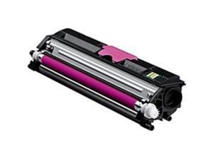 Konica Minolta 120V Standard Capacity Magenta Toner Cartridge - Laser - 1500 Page - Magenta