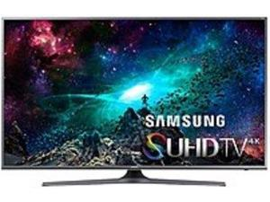 Samsung JS7000 Series UN60JS7000 60-inch 4K Super Ultra HD Smart LED TV - 3840 x 2160 - 120 Motion Rate - HDMI, USB