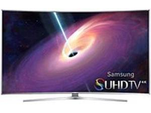 Samsung UN48JS9000 48-inch Curved 4K Ultra HD Smart LED TV - 3840 x 2160 Pixels - 240 Motion Rate - WiFi - HDMI