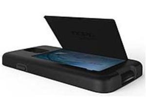 Incipio STOWAWAY WM-SA-056-BLK Credit Card Case for Samsung Galaxy S5 Smartphone - Black