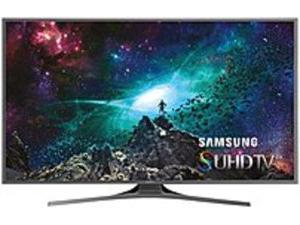 Refurbished: Samsung JS7000 Series UN50JS7000 50-inch 4K Ultra HD Smart LED TV - 3840 x 2160 - Clear Motion Rate 120 - Wi-Fi, ...