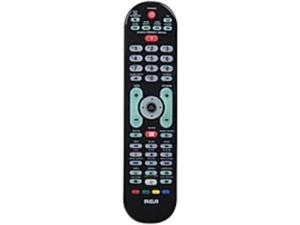 RCA 6-device Universal Remote - For TV, Home Theater, Satellite Box, Cable Box, DVR, Auxiliary, VCR