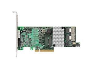 LSI Logic MegaRAID SAS 9266-8i - Serial ATA/600 - PCI Express 2.0 x8 - Plug-in Card - RAID Supported - 0, 1, 5, 6, 10, 50, 60 RAID Level - 2 Total SAS Port(s) - 2 SAS Port(s) Internal Battery ...