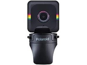 Polaroid POLC3BM Bicycle Mount for Cube Action Cameras - Plastic and Rubber - Black